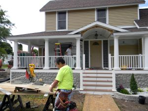 Porch Builder