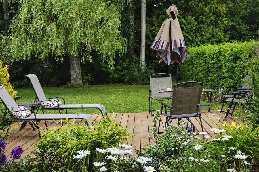 Backyard Decks