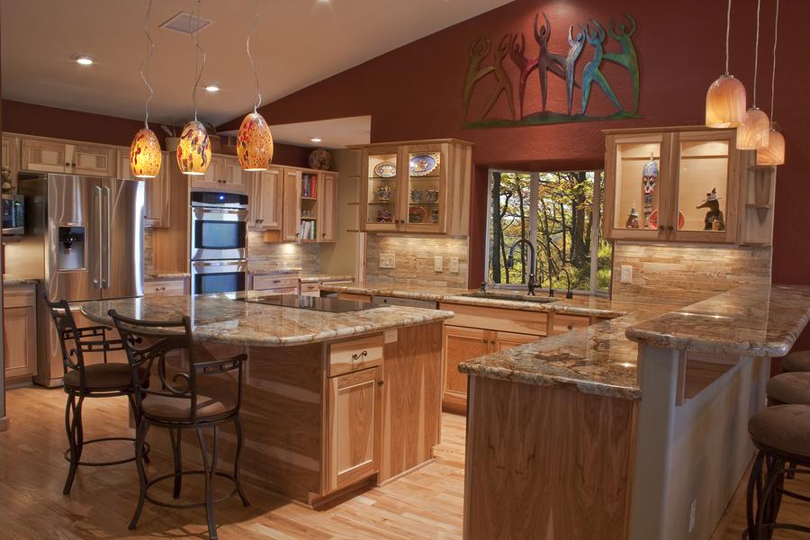 Remodel Kitchen Roanoke Salem Lynchburg Bedford Lexington New Home Remodeling Salem Or